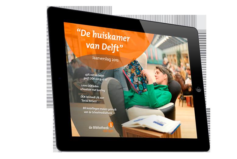 DOK Delft jaarverslag