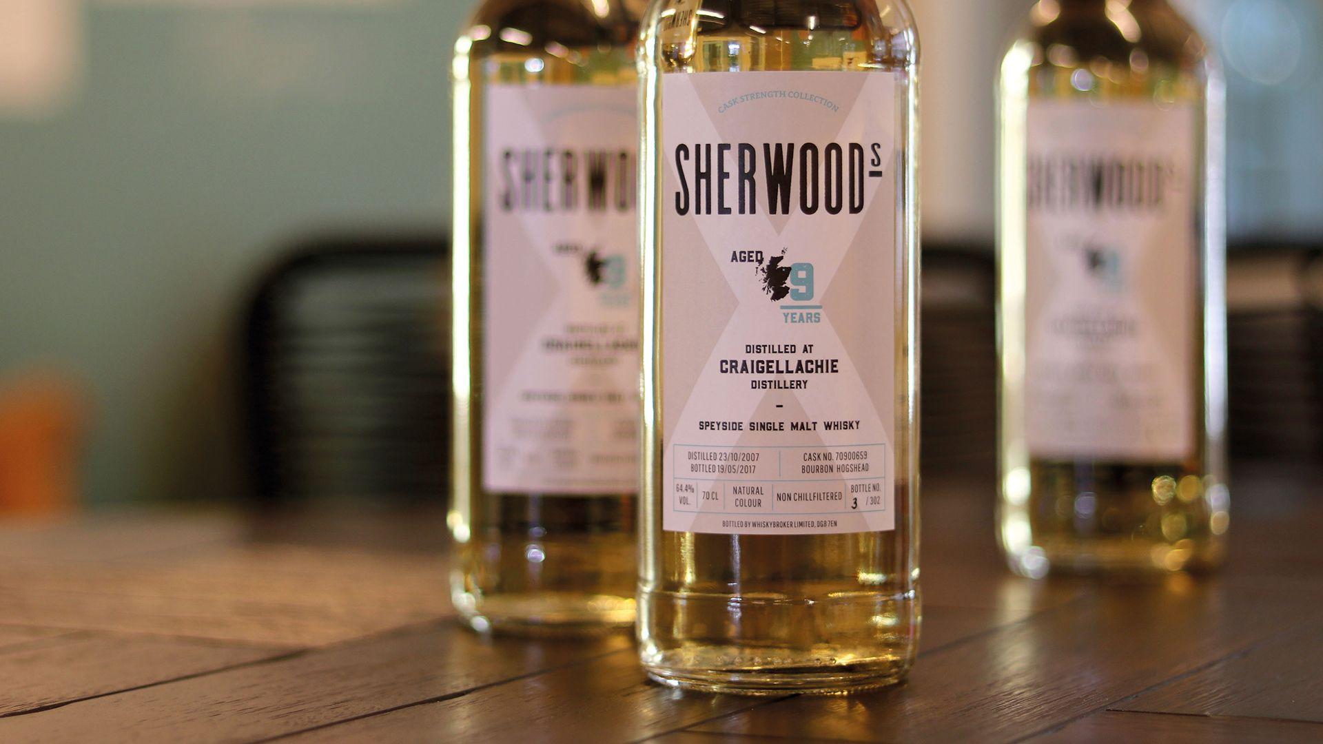 Sherwood whisky