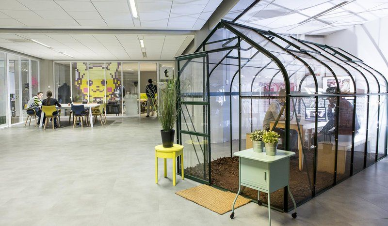 Kleinhandel Groot Handelsgebouw Rotterdam