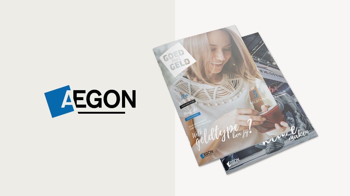 Aegon door Presskit Media