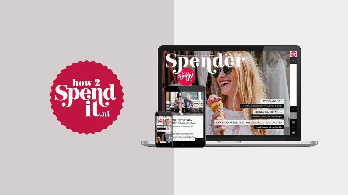 How 2 Spend It door Presskit Media