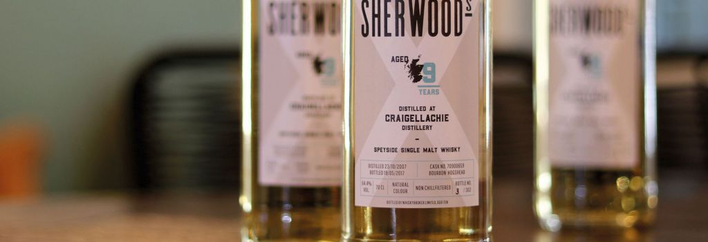 Sherwood whisky