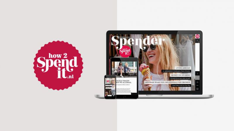 How 2 Spend It door Presskit Media
