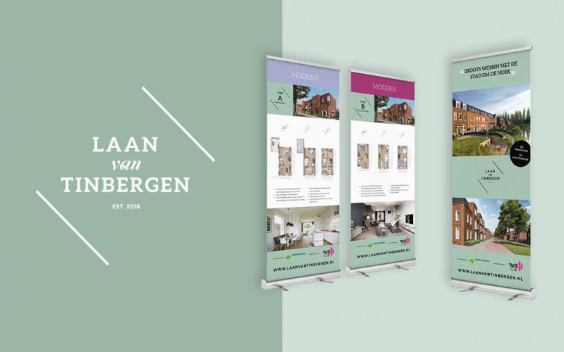 Laan van Tinbergen door Presskit Media